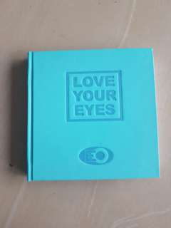 EO Notebook - get this free when you buy 3 items