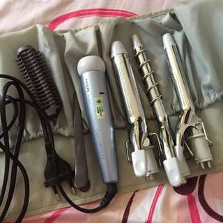 Philips Hair Curling Iron