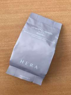 New-Hera UV Mist Cushion Nude SPF 34/PA++ Shade 23