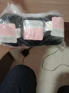 Performance Cotton Gem knitting yarns (Price includes normal mail)