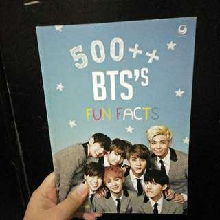 bts 500+ fact book