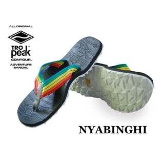 Tro Peak Slippers- Nyabinghi