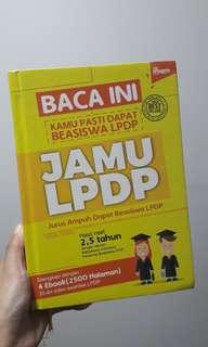 JAMU LPDP +CDRoom