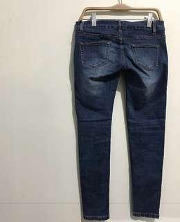 GRL Blue Jeans (made in korea)