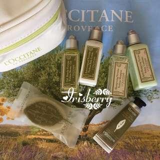 NEW L'occitane Verbena Gift Set