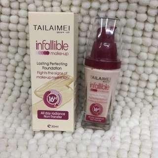 tailaimei infallible makeup