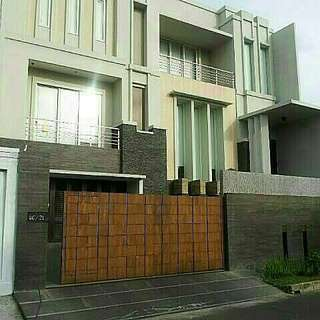 Rumah full furnish 3 lt