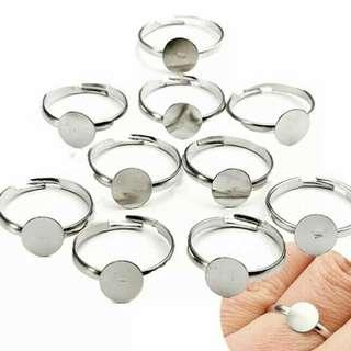 🚚 10PCS DIY Adjustable Ring Base