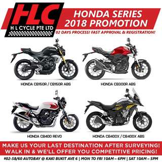 HL Cycle 2018 PROMO