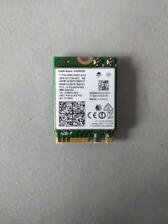 Intel Dual Band Wireless-AC 8265 Wifi Card
