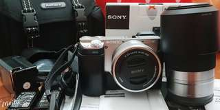 Sony a6000類單眼相機原廠貨自用非工作室速速賣