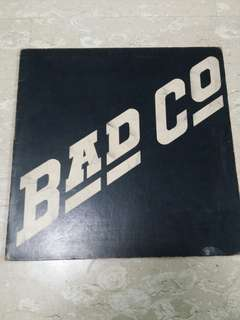 Bad Company lp Record vinyl