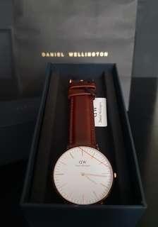 Daniel Wellington Bristol White Gold