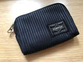 Porter Japan Coin Bag / Card Wallet