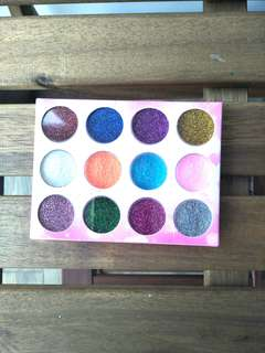 Glitter Nail Kit (Assorted Colors)