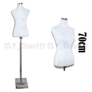 🌺 Mannequin With Adjustable Steel Stand 🌺
