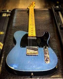 Fender CS 51 Nocaster Roadshow Limited Edition