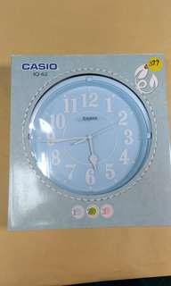 🚚 天生拍賣_CASIO 卡西歐 IQ-62-4RDF 掛鐘