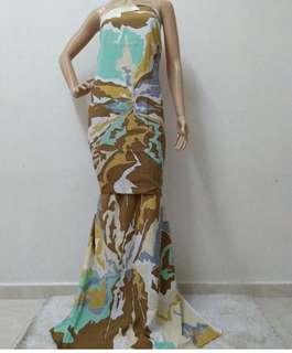 Batik cotton lukis