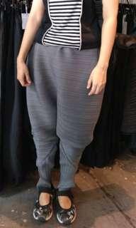 Margaux Premium Long Pleats Pants
