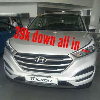 hyundai tucson diesel 2.0 a/t