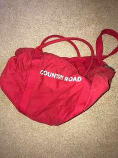Country road bag!