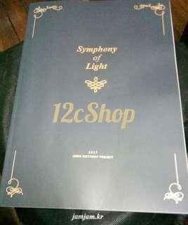 Symphony of Light Photobook