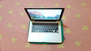 🚚 2012 Macbook Pro 13吋 16G/256G SSD 2012年中 用起來很順 非視網膜款