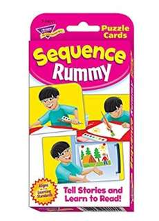 New unopened Sequence Rummy cards