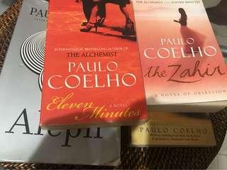 Preloved Books Paulo Coelho