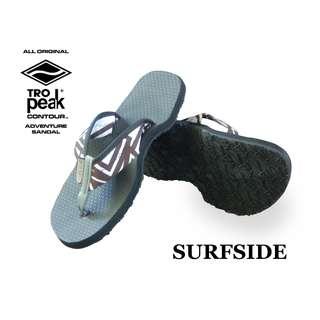 Tro Peak Slippers- Surfside
