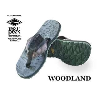 Tro Peak Slippers- Woodland