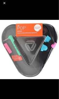 Pop colour headset