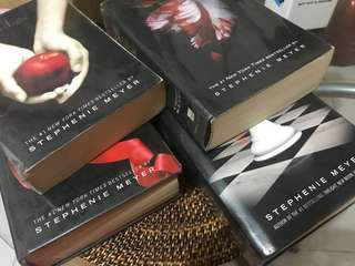 PreLoved Books Twilight Saga