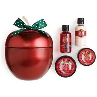 The Body Shop Frosted Berries Festive Tin
