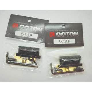FRG-2 Gotoh Tremolo Locking Nut - Black