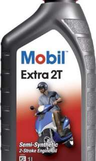 2 x Mobil Extra 2T for $16