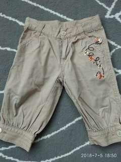 Disney Girl Khakis Pants