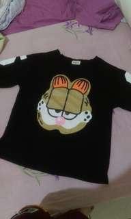 🚚 加菲貓寬鬆T恤