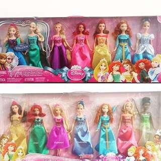 Nyabar / Cari Barang Barbie Mattel Disney Princess