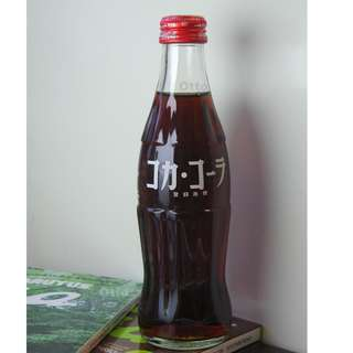 日本版 Coke 可口可樂樽 Coca-Cola 可口可樂