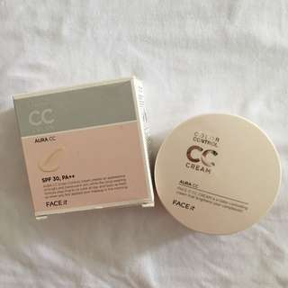 CC Cushion The Faceshop