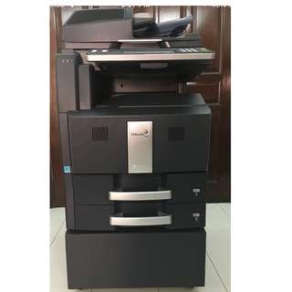KYOCERA colour printer/copier/scanner/fax and email