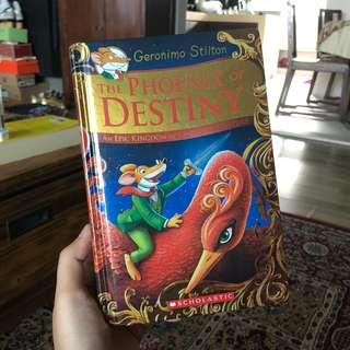 The Phoenix Of Destiny (Geronimo Stilton)