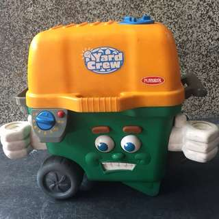 Playskool Yard crew / grill toy battery operated REPRICED!!