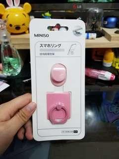 Miniso 掛鉤指環支架