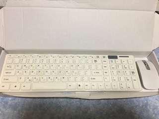 [超抵]$55無線鍵盤+滑鼠