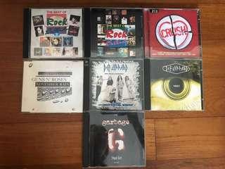 80s Rock CDs