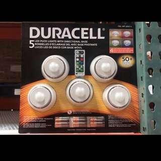 Duracell LED light