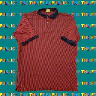 Duck Head Vertical Stripe Polo shirt